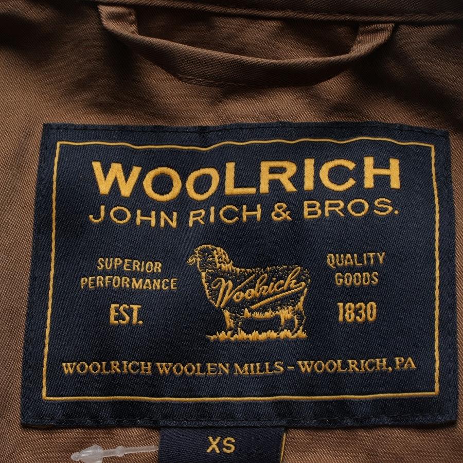 Sommerjacke von Woolrich in Braun Gr. XS