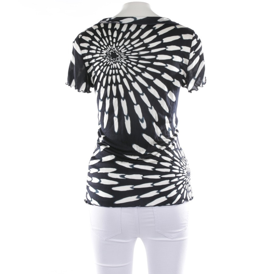 shirts from Missoni Sport in black and multicolor size 38 IT 44