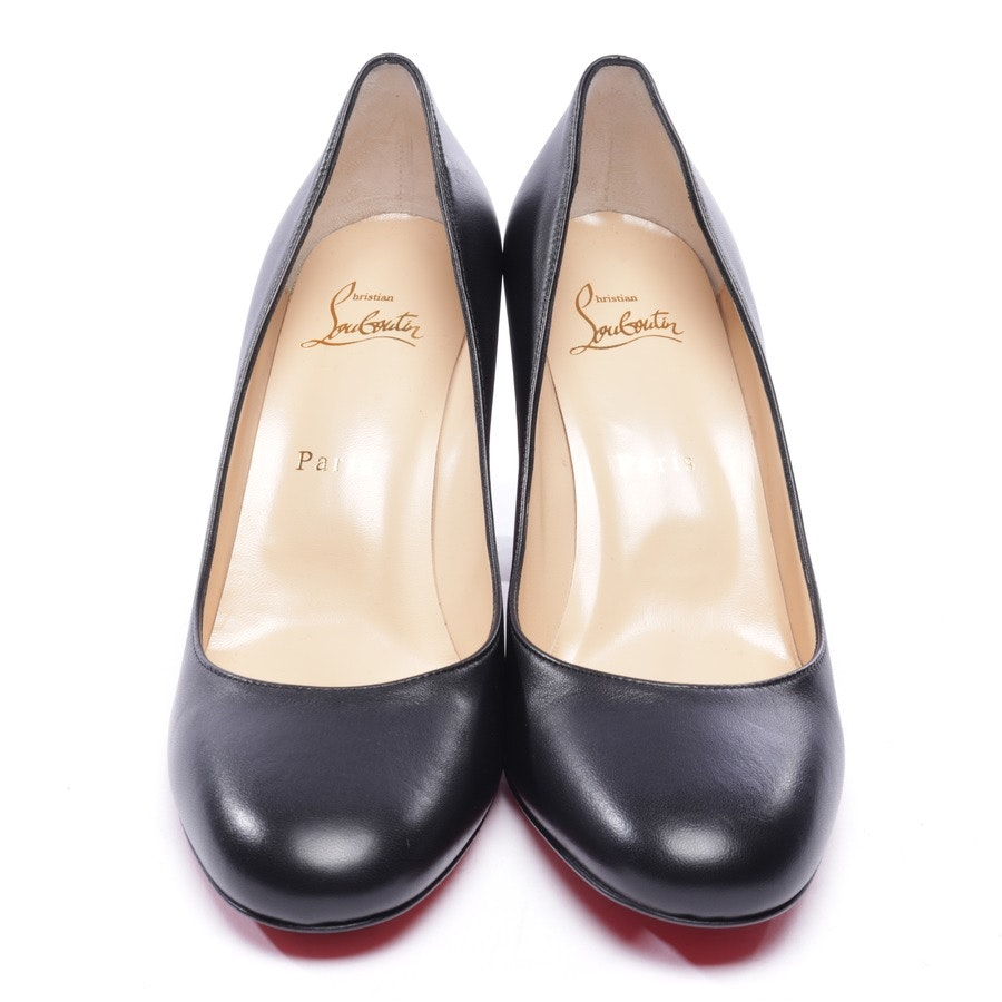pumps from Christian Louboutin in black size EUR 38