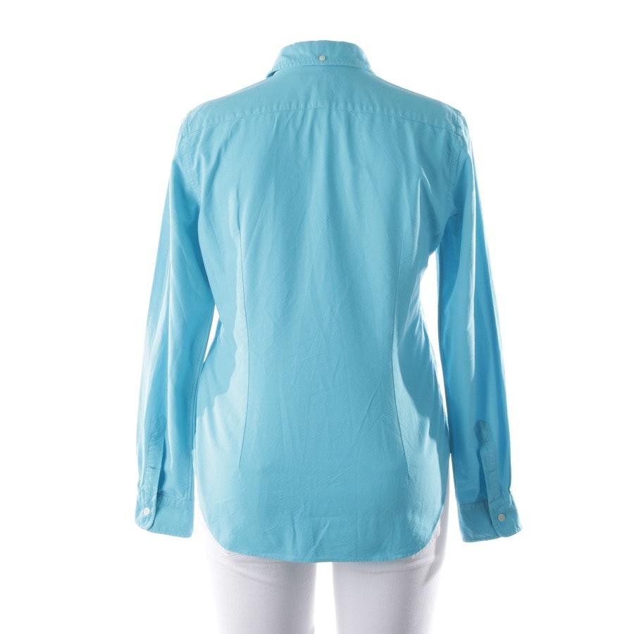 Bluse von Polo Ralph Lauren in Blau Gr. 44 US 14