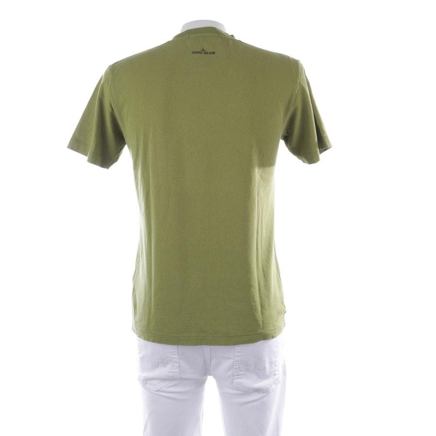 T-Shirt von Stone Island in Grün und Mehrfarbig Gr. M