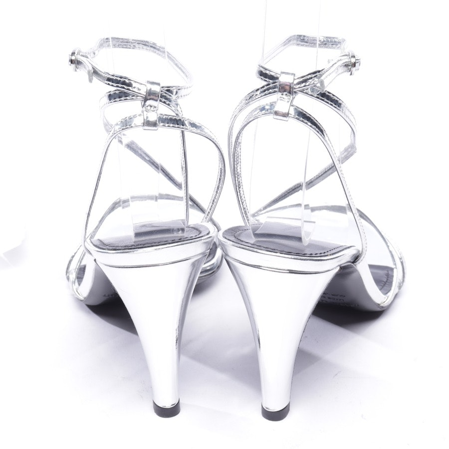 heeled sandals from Isabel Marant in silver size EUR 36 - new