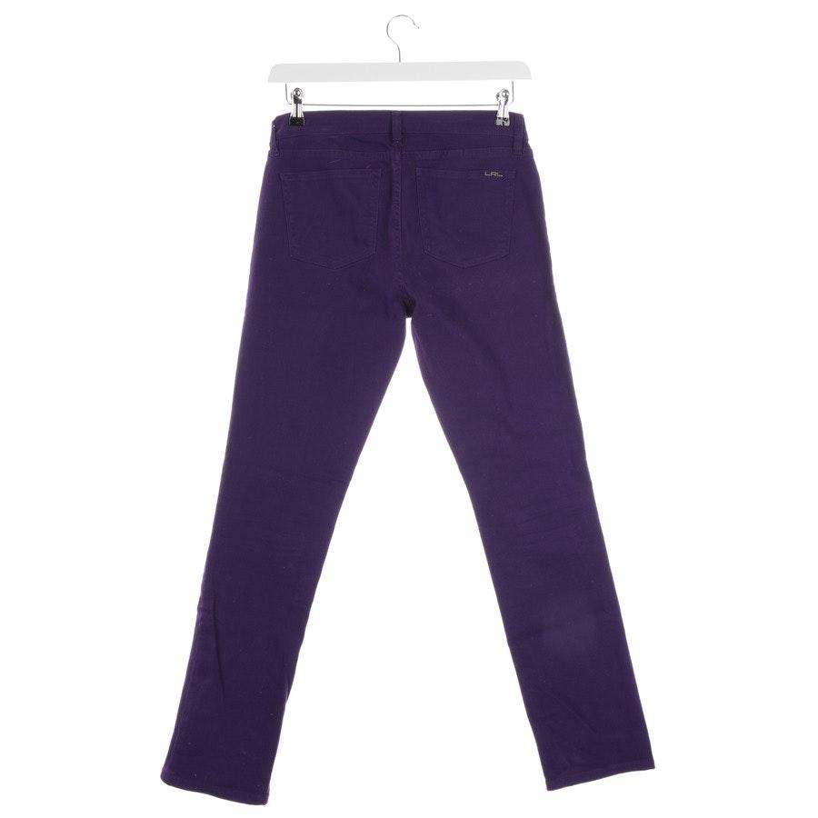 Jeans von Lauren Ralph Lauren in Lila Gr. 36 US 6