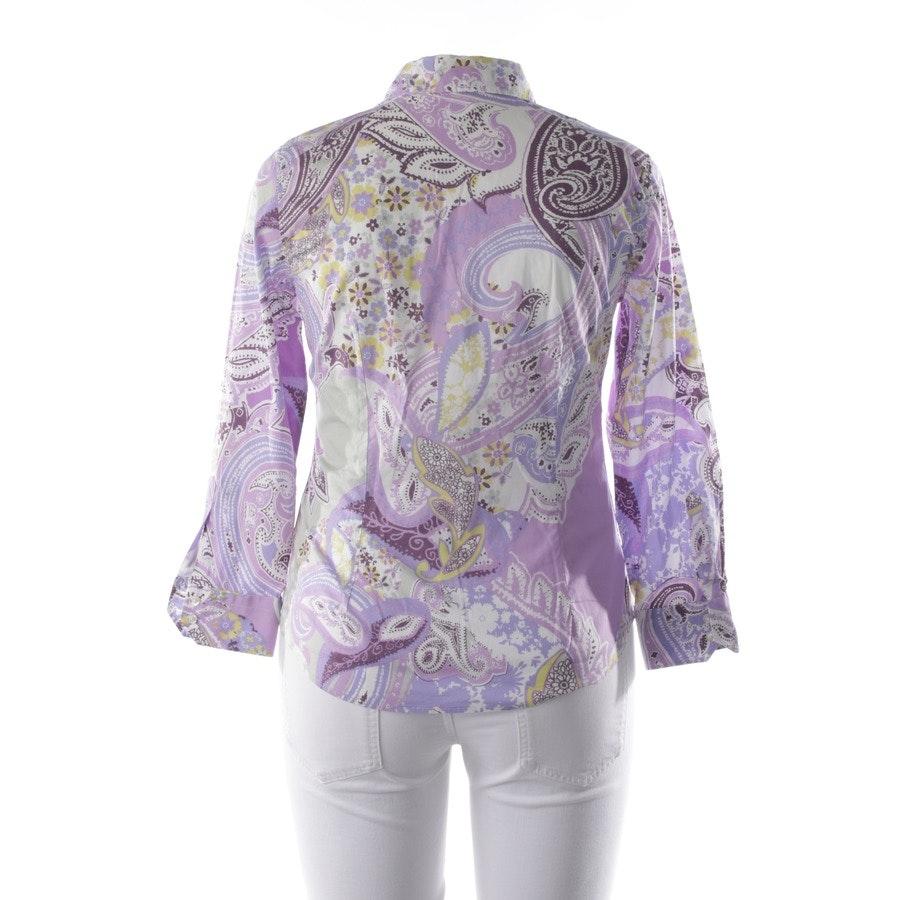 Bluse von Etro in Flieder und Multicolor Gr. 40 IT 46