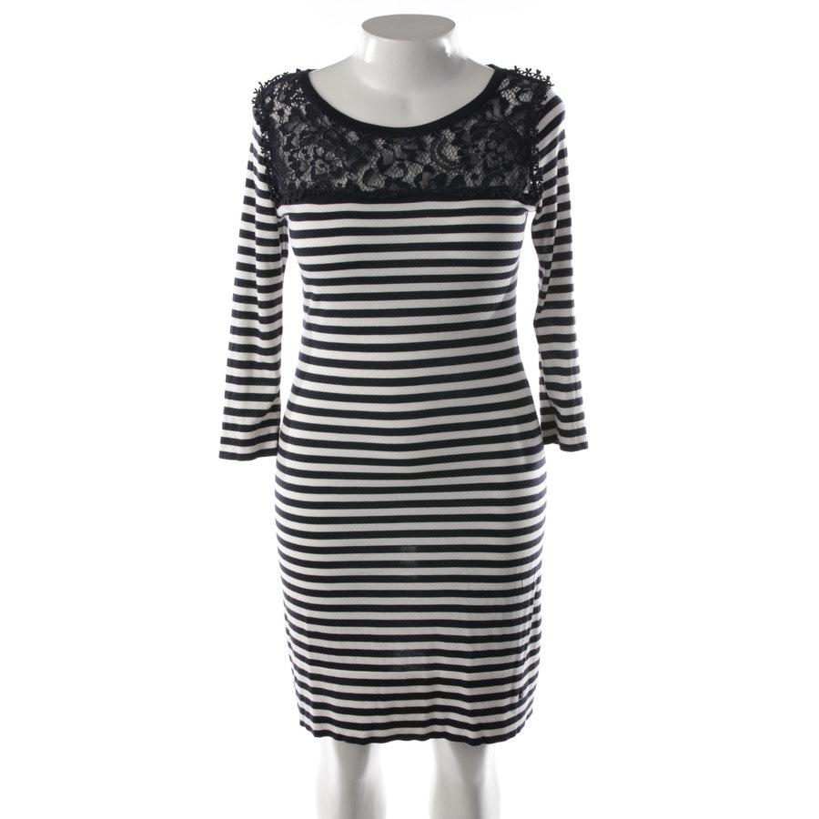 Kleid von Armani Jeans in Dunkelblau und Weiß Gr. 40 IT 46