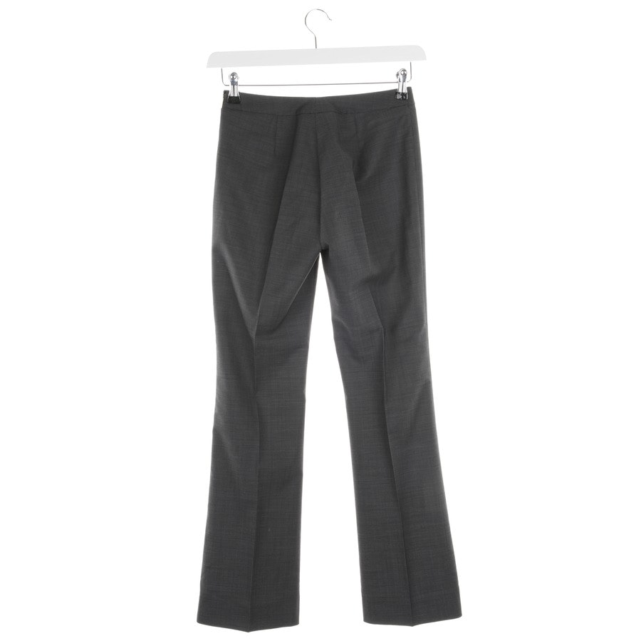trousers from Hugo Boss Black Label in grey size 32