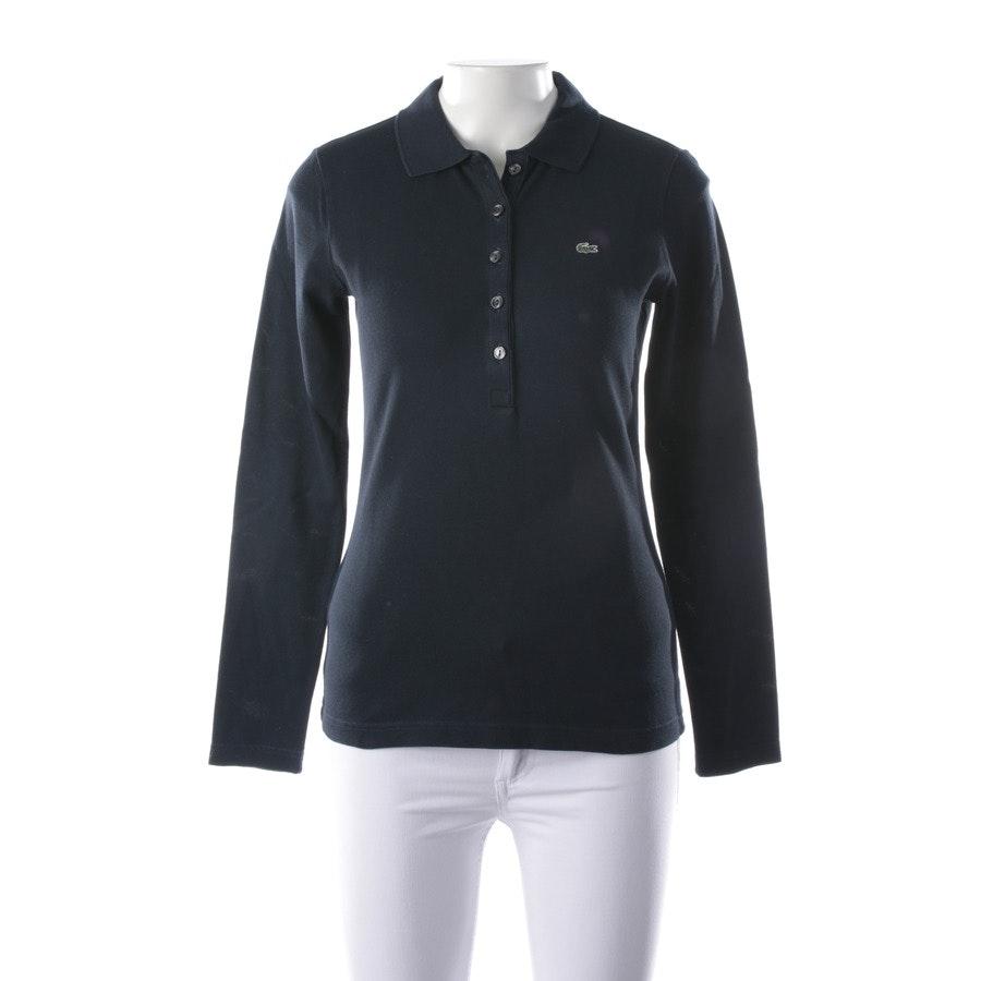Shirt von Lacoste in Schwarz Gr. 38 FR 40