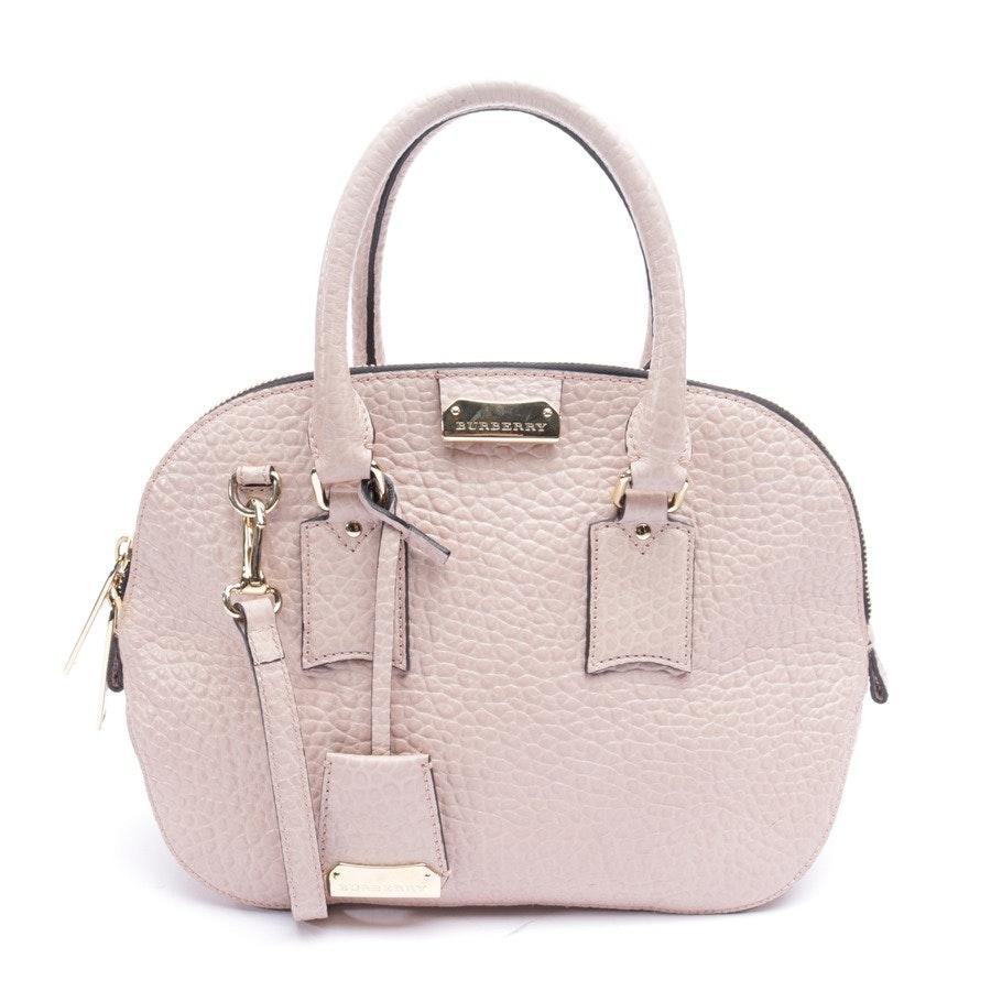 Handtasche von Burberry in Puder