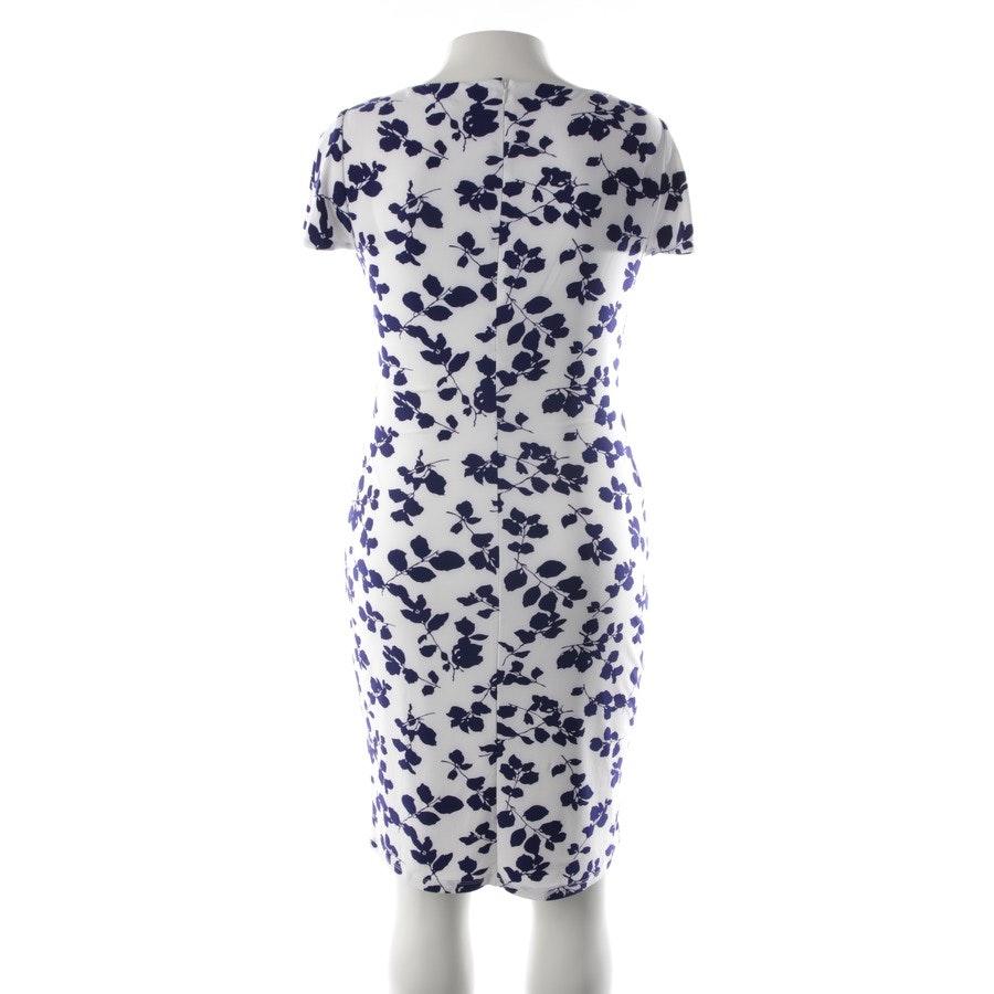 Kleid von Lauren Ralph Lauren in Weiß Gr. 40 US 10