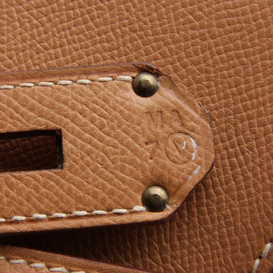 Weekender von Hermès in Camel - Birkin HAC 55