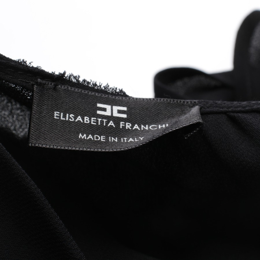 dress from Elisabetta Franchi in black size 40 IT 46