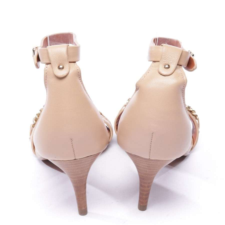 heeled sandals from Coach in camel size EUR 37,5 - new
