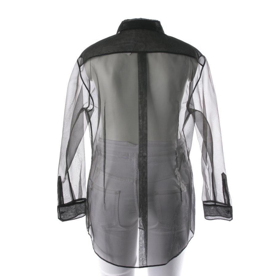 Bluse von Dolce & Gabbana in Schwarz Gr. 44 IT 50
