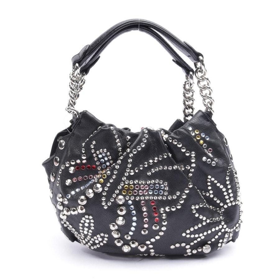 Handtasche von Sonia Rykiel in Schwarz