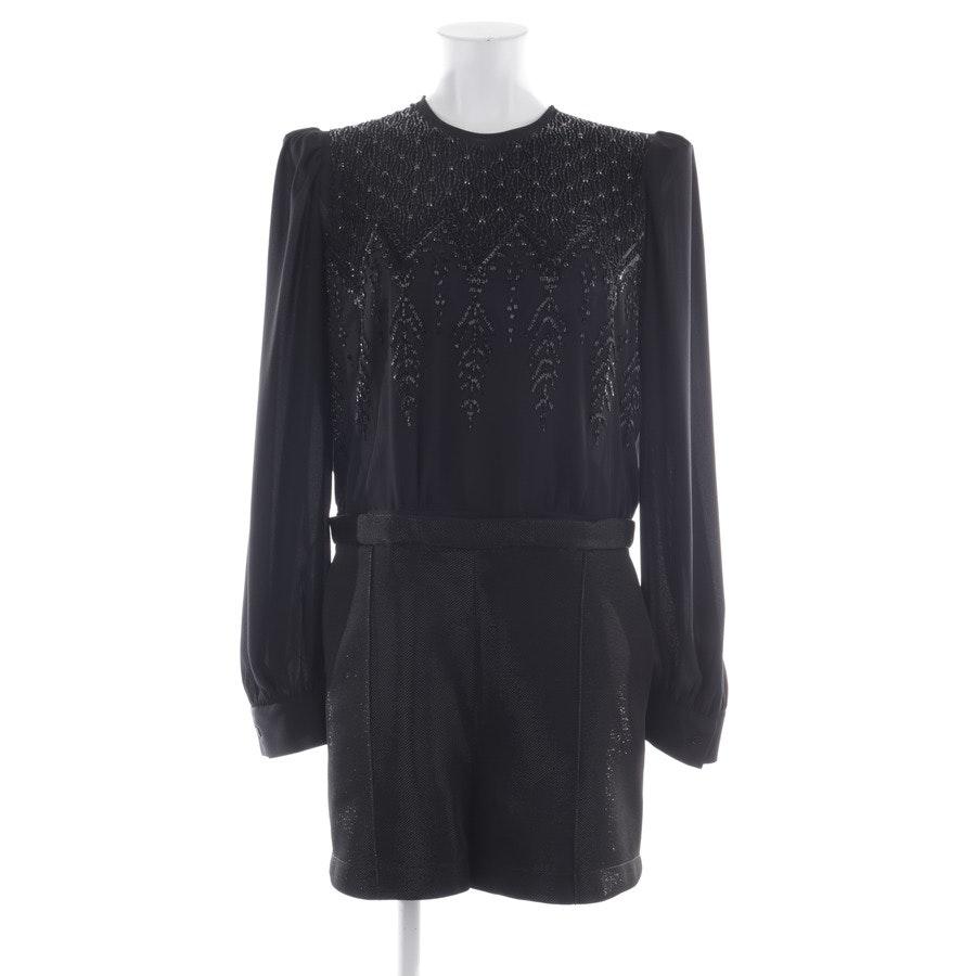 jumpsuit from Elisabetta Franchi in black size 42 IT 48 - new