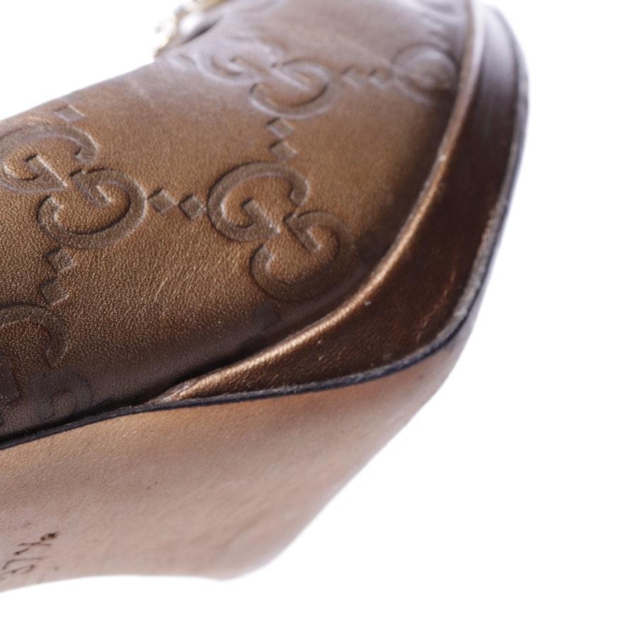 Sandaletten von Gucci in Braun Gr. EUR 37,5