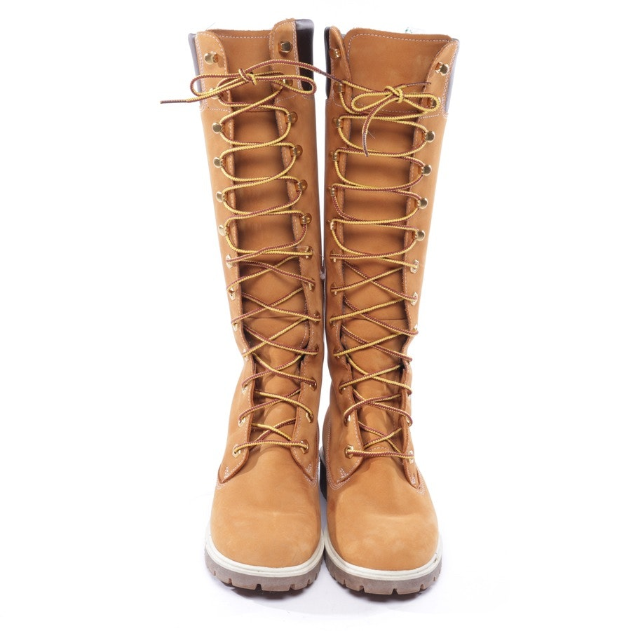 boots from Timberland in beige size EUR 37 US 6