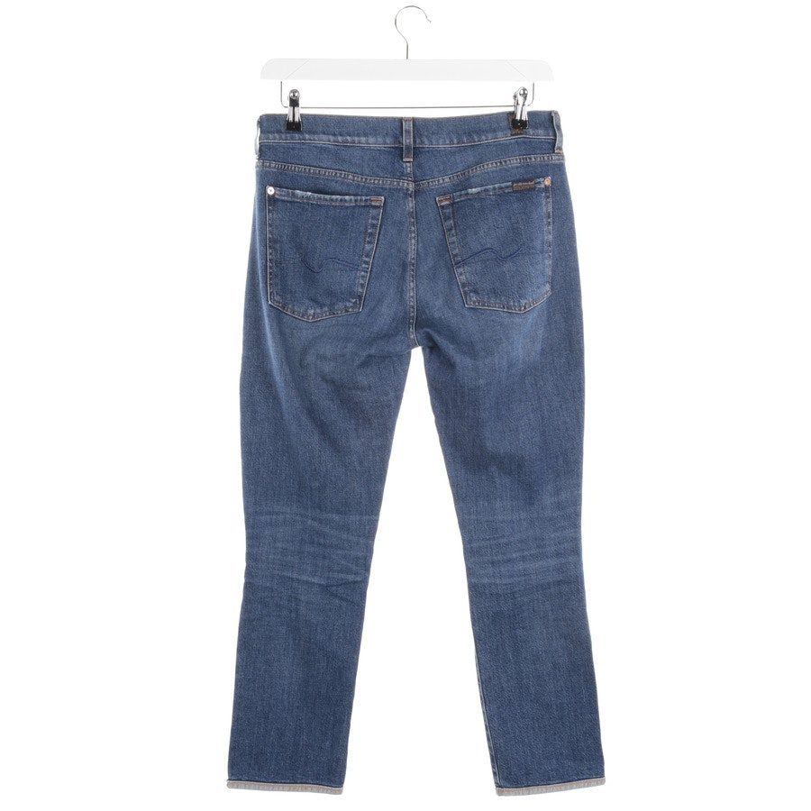 Jeans von 7 for all mankind in Blau Gr. W27