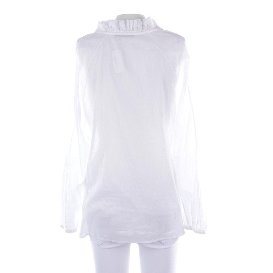 Bluse von Roberto Cavalli in Weiß Gr. 40 IT 46