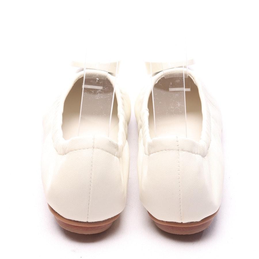 Ballerinas von Mercedes Castillo in Weiß Gr. EUR 36 - Neu