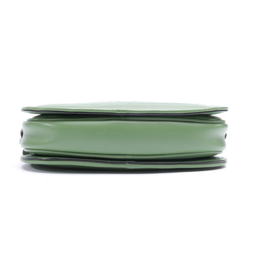 evening bags from Valentino in green