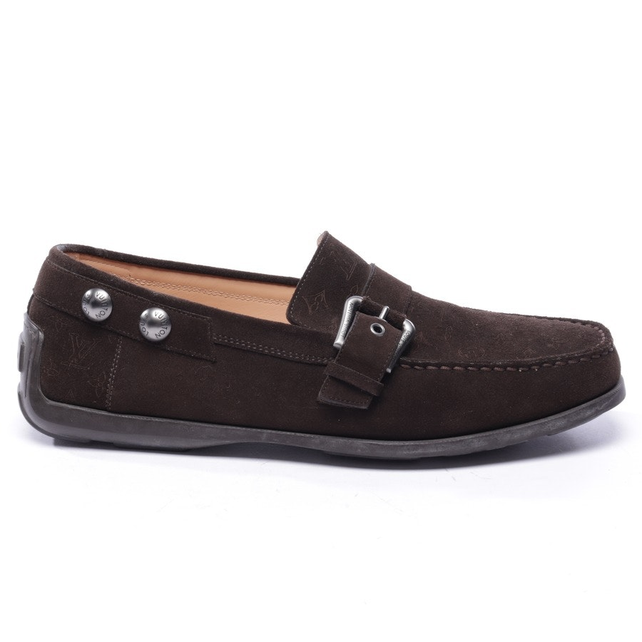 loafers from Louis Vuitton in brown size EUR 42,5 UK 8,5