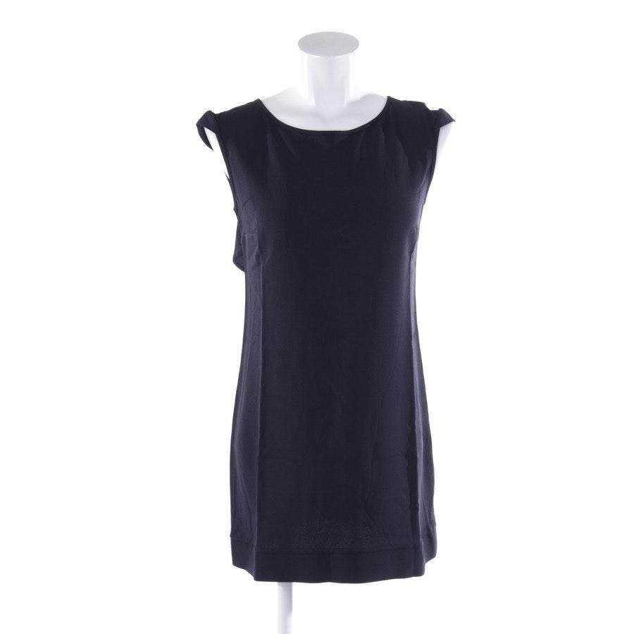 Kleid von Patrizia Pepe in Marineblau Gr. DE 38 IT 44
