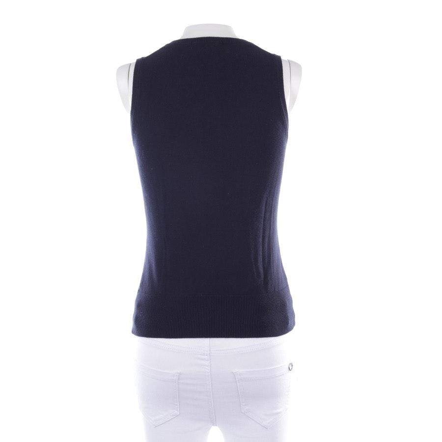 slipover from Gant in dark blue size XS