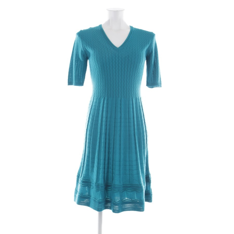 dress from Missoni M in turquoise size 38 IT 44