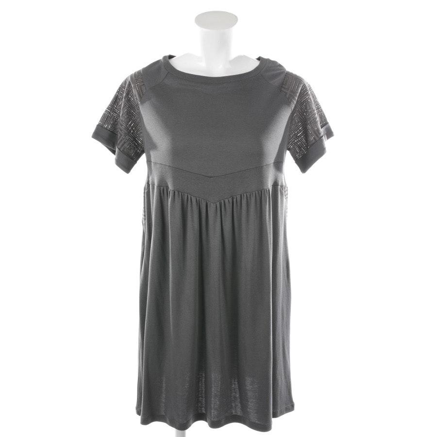 Jerseykleid von Paul & Joe in Olivgrün Gr. S - Neu