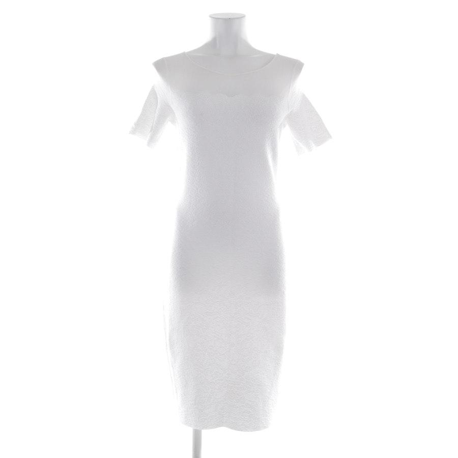 Kleid von Marc Cain in Weiß Gr. 38 N 3