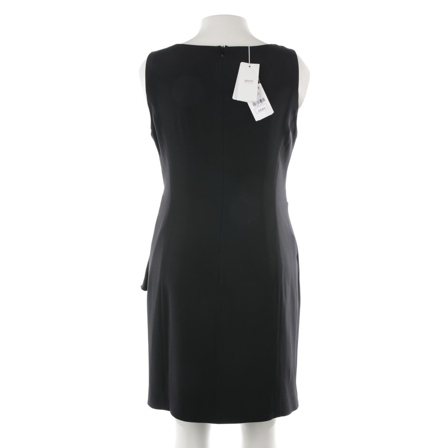 Kleid von Armani Collezioni in Schwarz Gr. 44 IT 50 - Neu