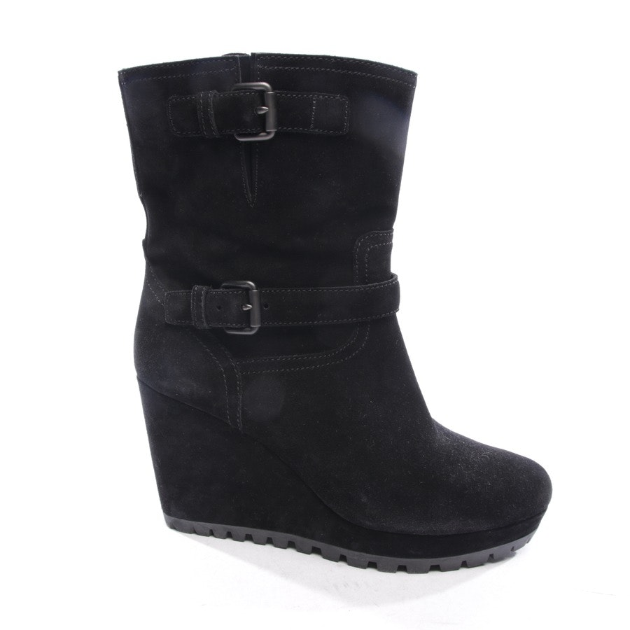 ankle boots from Prada Linea Rossa in black size EUR 40,5