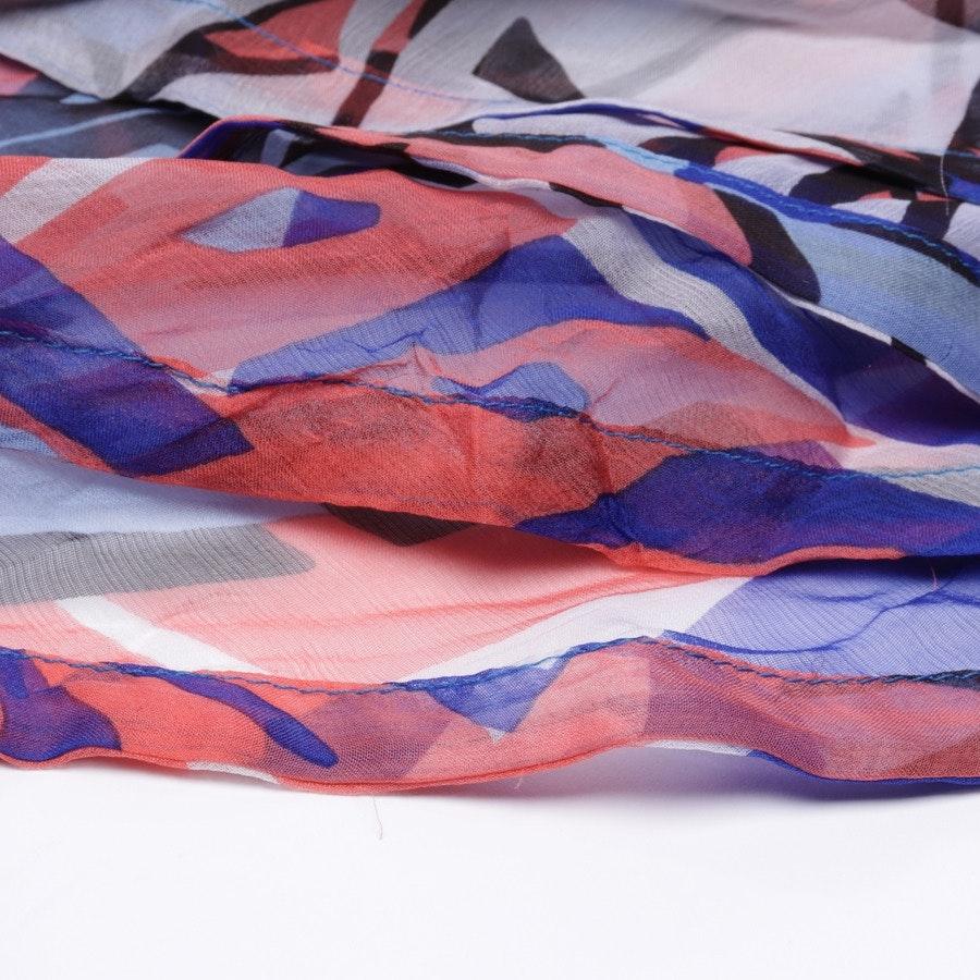 Seidenbluse von Gucci in Multicolor Gr. 38 IT 44