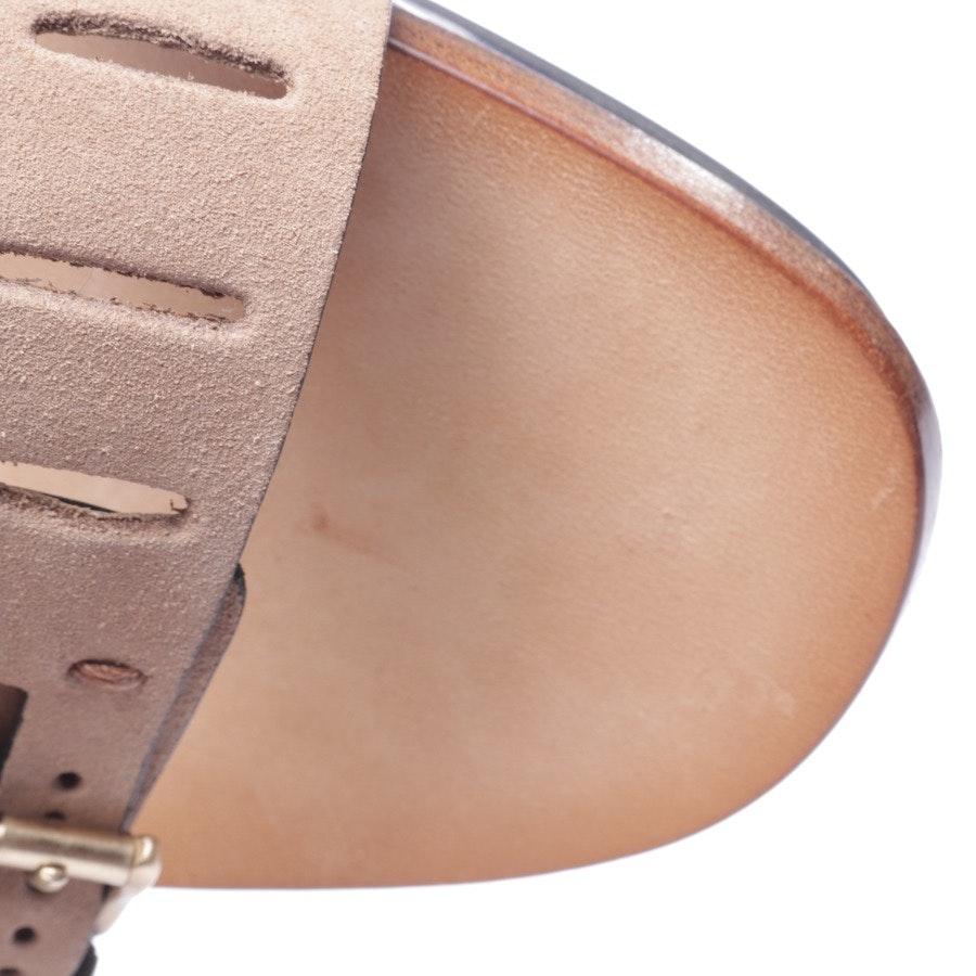 Sandaletten von Tod´s in Braun Gr. D 42 - Neu