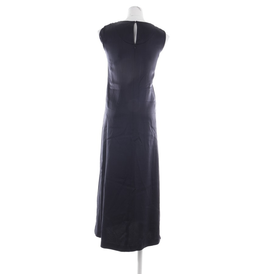 dress from Max Mara in night blue size 34