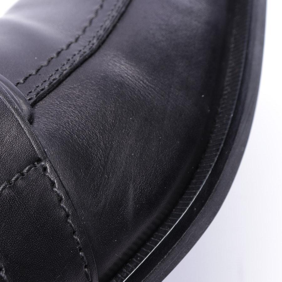 Halbschuhe von Louis Vuitton in Schwarz Gr. EUR 43 UK 9