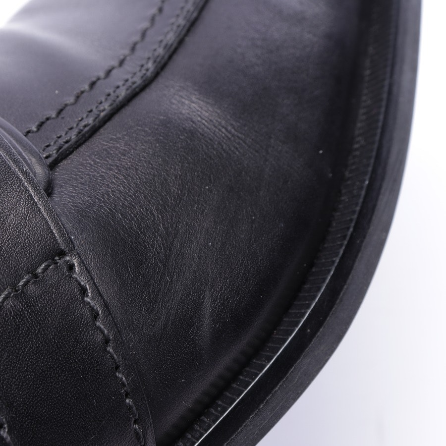 loafers from Louis Vuitton in black size EUR 43 UK 9
