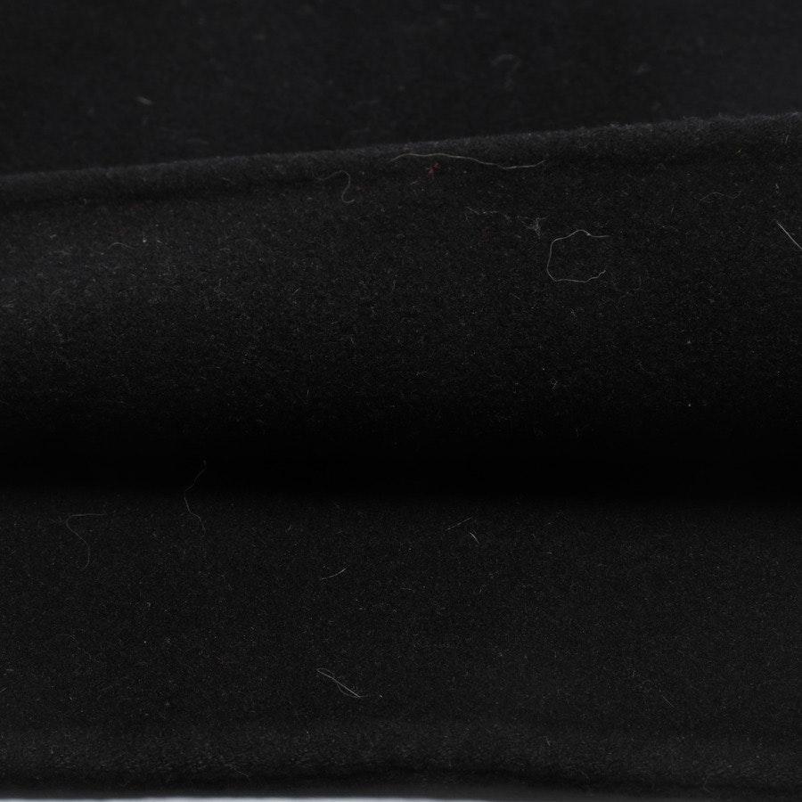 Kaschmirrock von Louis Vuitton in Schwarz Gr. 34 FR 36