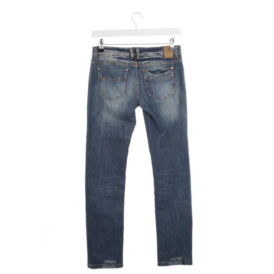 Jeans von Drykorn in Mittelblau Gr. 28