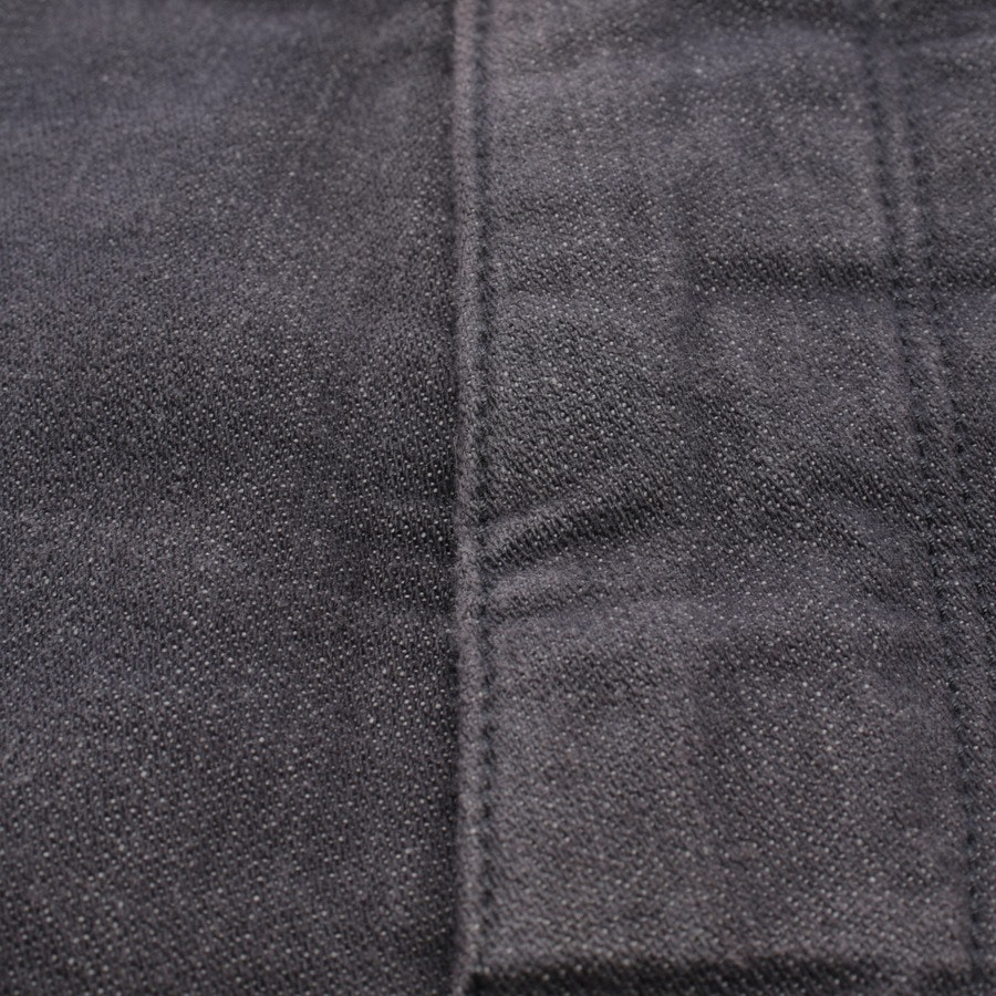 Jeans von Louis Vuitton in Dunkelgrau Gr. 44 FR 46