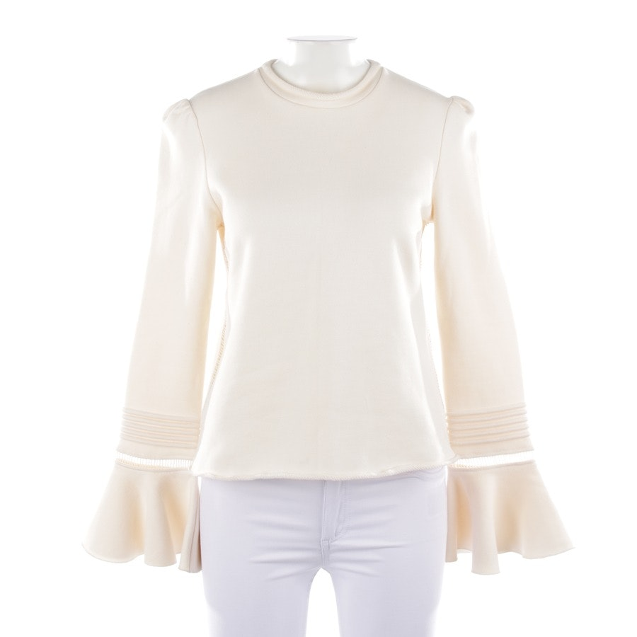 sweatshirt from See by Chloé in cream size M