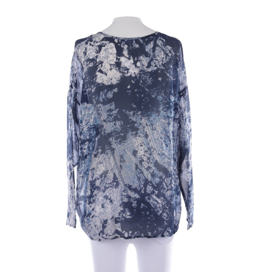 blouses & tunics from Lala Berlin in blue and white size L