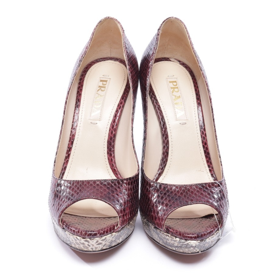 pumps from Prada in multicolor size EUR 36,5