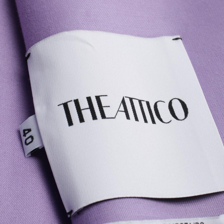 Kleid von The Attico in Flieder Gr. 34 IT 40 - Mini Dress - Neu
