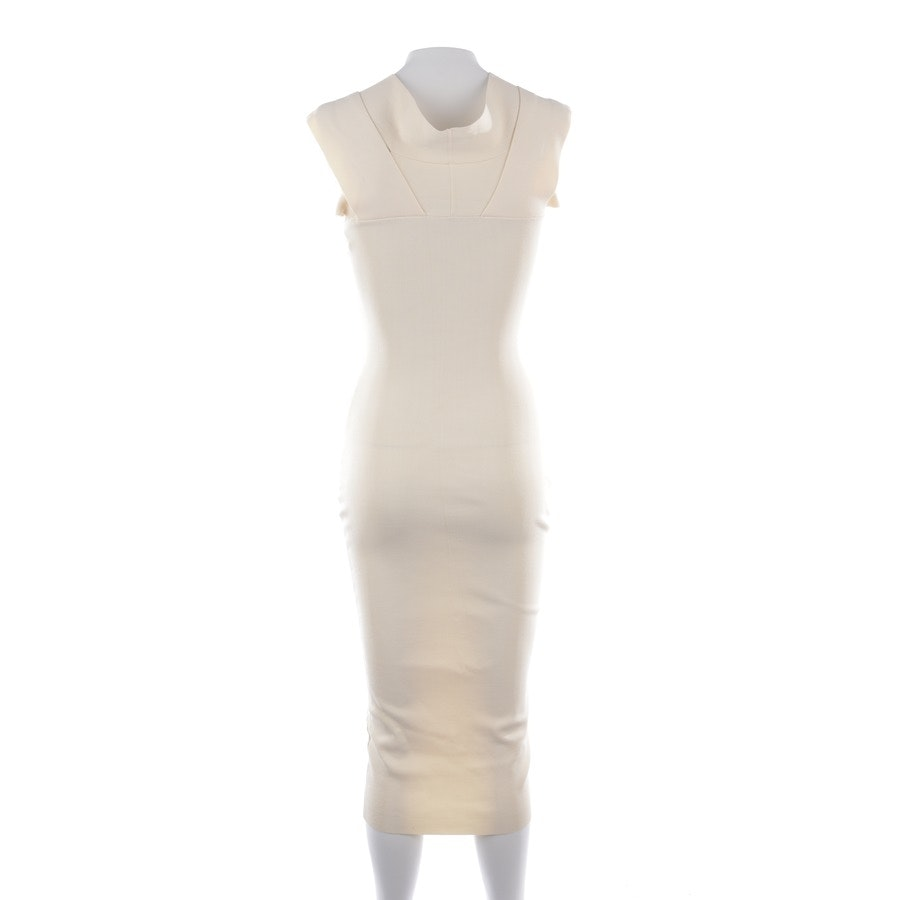 Strickkleid von self-portrait in Beige Gr. L