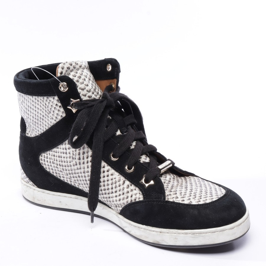 High-Top Sneaker von Jimmy Choo in Multicolor Gr. EUR 37