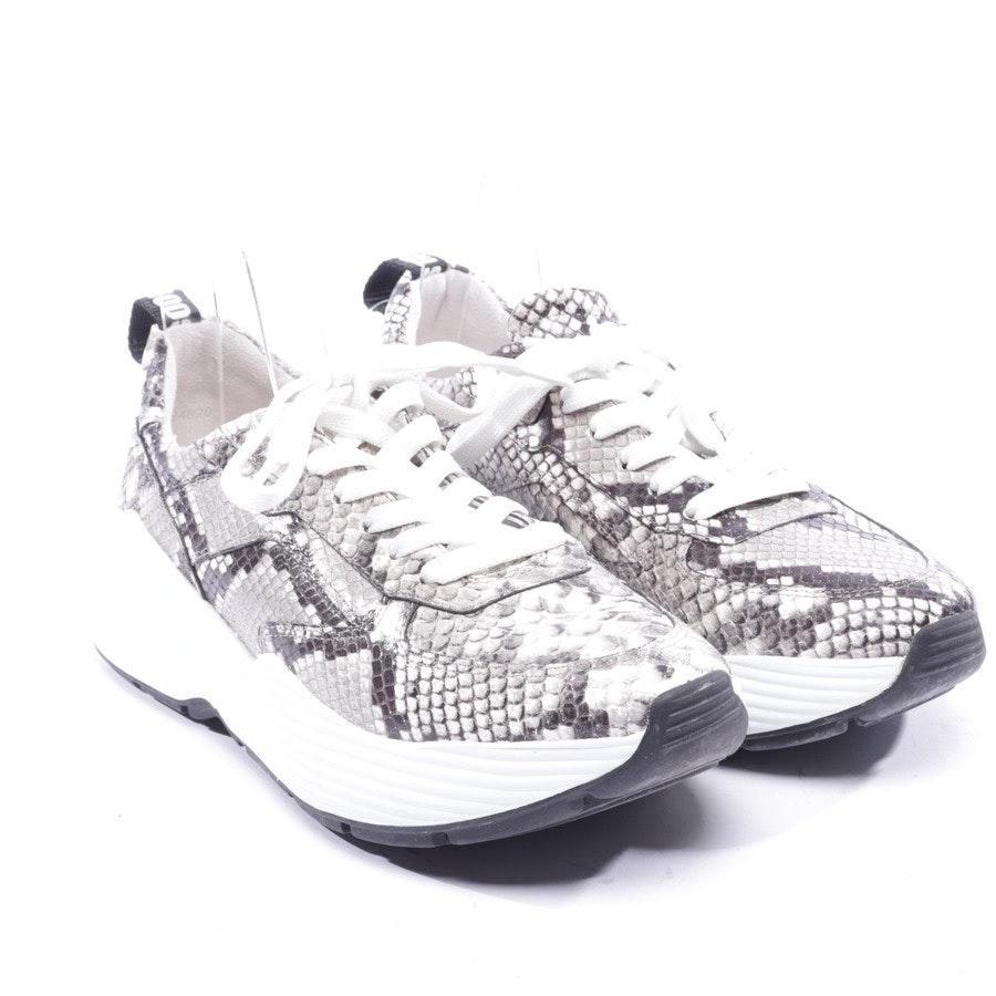 Sneaker von Kennel & Schmenger in Cremeweiß und Schwarz Gr. EUR 40,5 UK 7 - Stay Cool