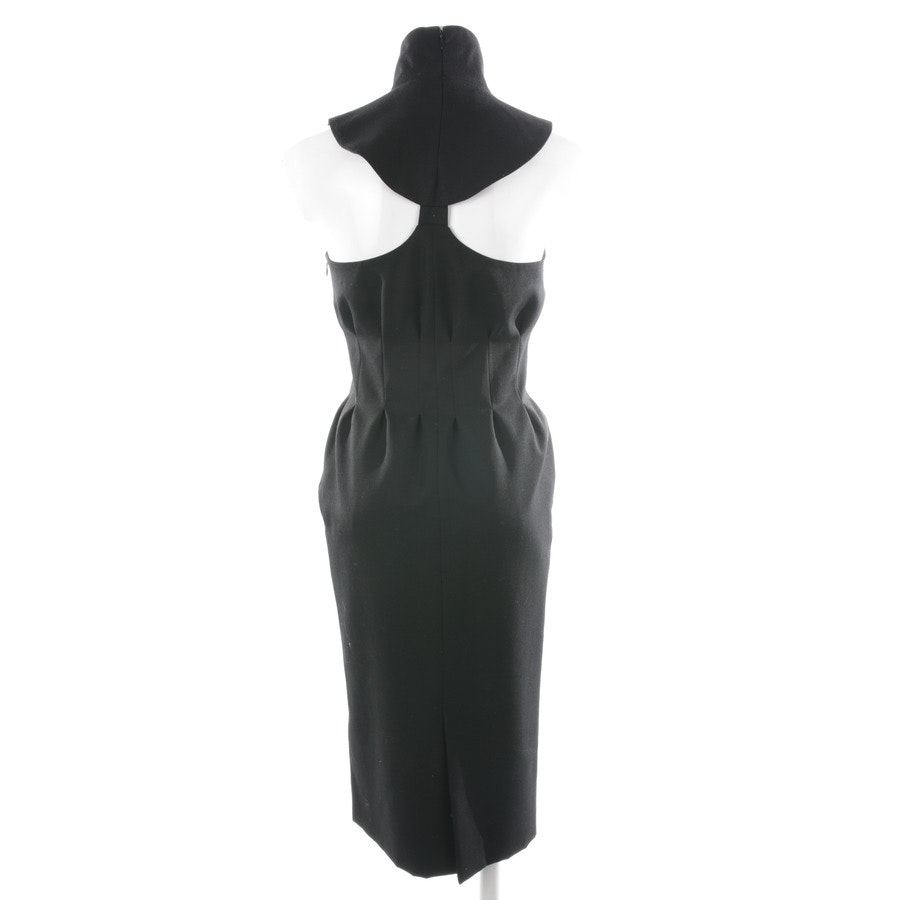 Wollkleid von Givenchy in Schwarz Gr. 36 FR 38