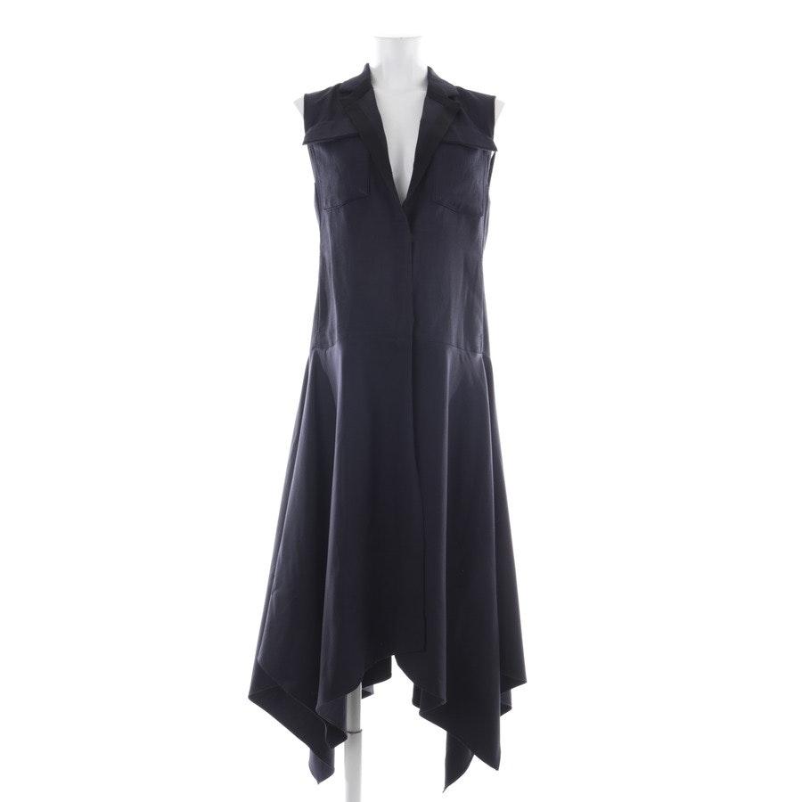 Kleid von Dorothee Schumacher in Dunkelblau Gr. 34 / 1